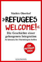Mathis Oberhof: Refugees Welcome!